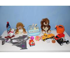 Plyšové a iné hračky